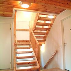 ❻2階からロフトに上がる階段